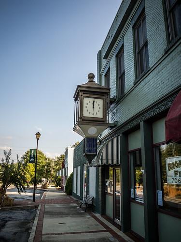 Union Point Clock