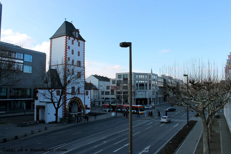 MAINZ - Eisenturm
