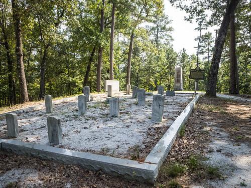 Kettle Creek Battlefield Cemetery