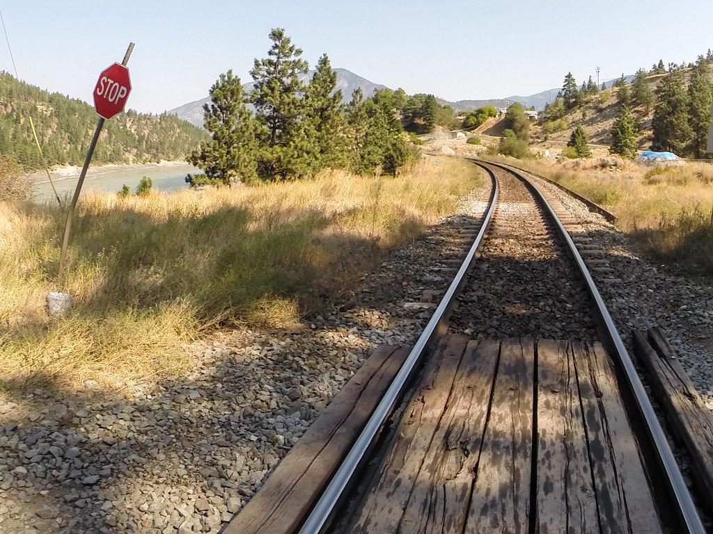Lytton Train Lytton British Columbia