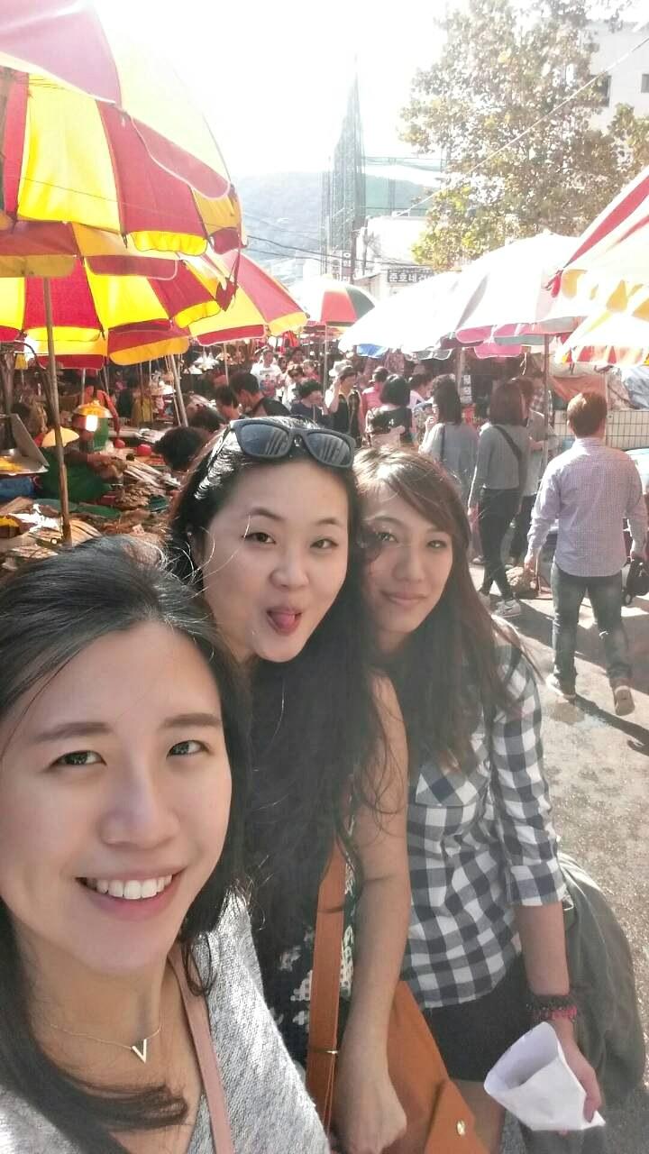 27 Sep 2014: Jagalchi Market | Busan, South Korea