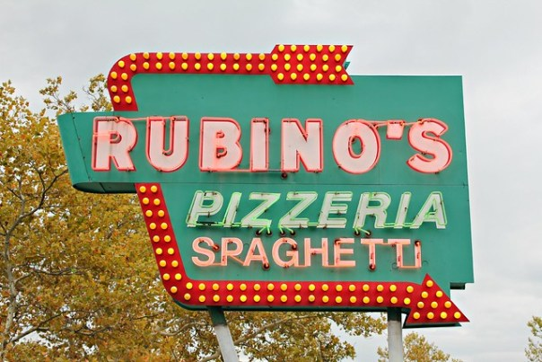 Rubino's - 2643 East Main Street, Columbus, Ohio U.S.A. - October 4, 2014