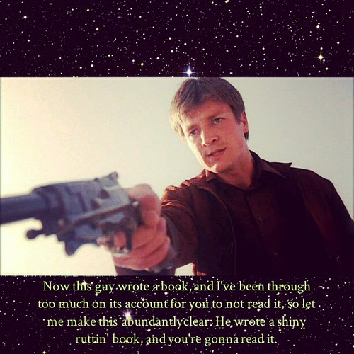 Don't disappoint Captain Reynolds here! Read STARDANCER! http://amzn.to/1qDDsAg #Stardancer #books #AmWriting