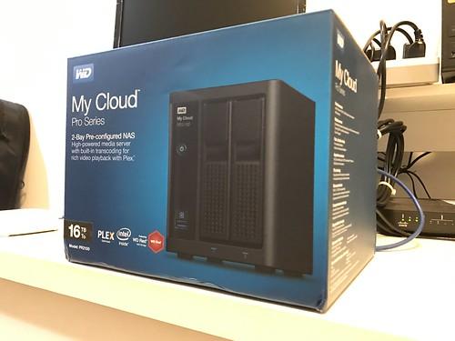 WD My Cloud PR2100