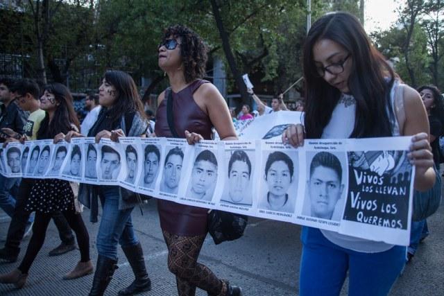 Todas somos Ayotzinapa