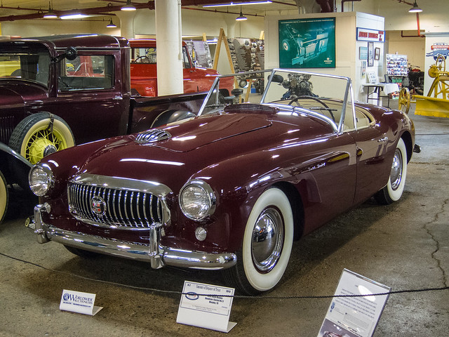 1951 Nash Healey