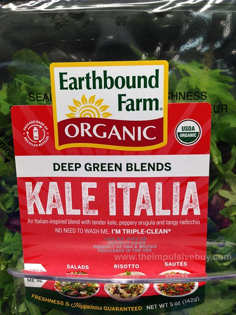 Earthbound Farm Kale Italia