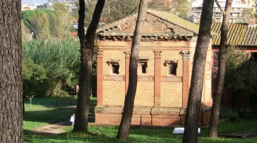 Risultati immagini per tempio del dio redicolo