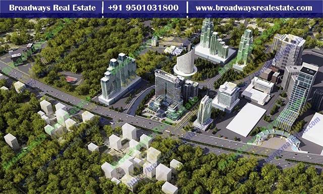 2 bhk flats in omaxe the resort flats
