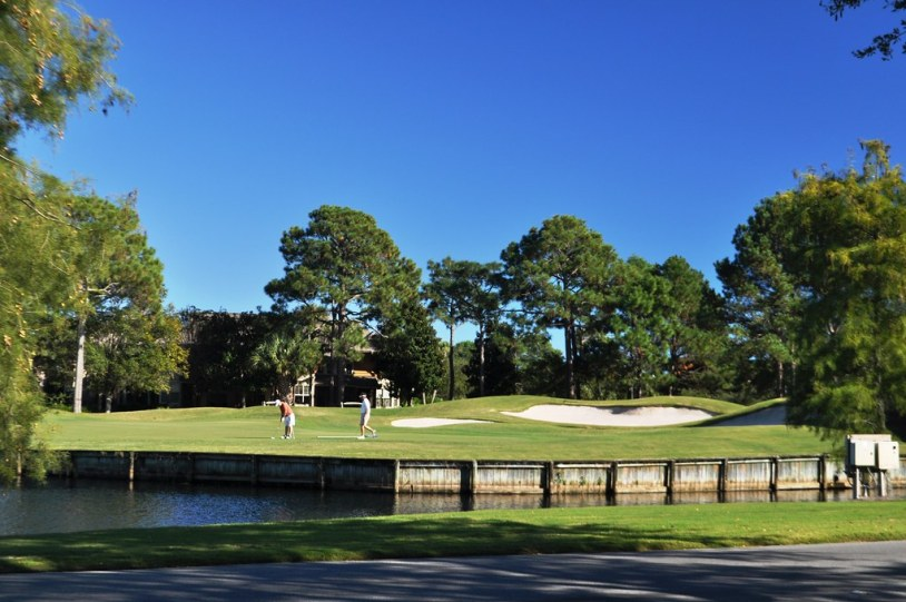 Fore! Sandestin Golf and Beach Resort, Florida, Oct. 25, 2014