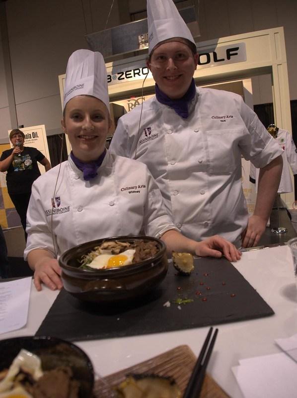 Taste Canada Cooks the Books 2014