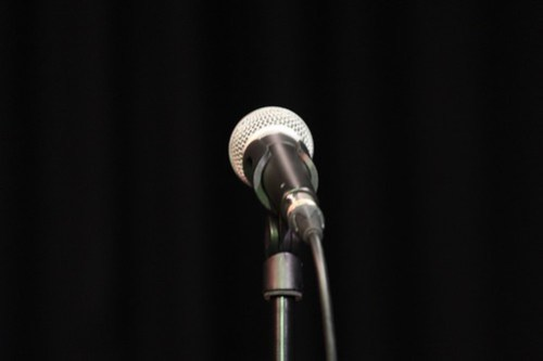 Project 365 #317: 131114 Microphone