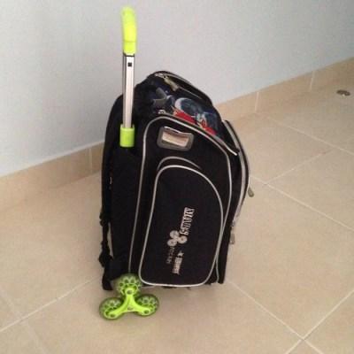 School bag - trolley bag