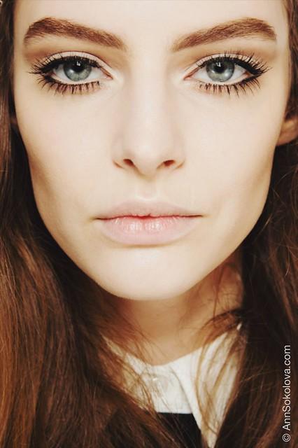 Makeup Trends Fall 2014: тренды макияжа с модных показов