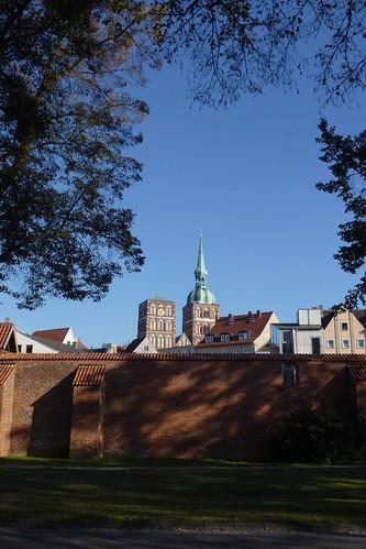 Bymur Stralsund