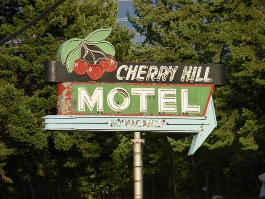 Cherry Hill Motel - 50713 U.S. Highway 93 , Polson, Montana U.S.A. - September 12, 2014