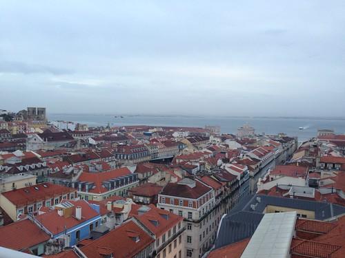 Mirador de Eiffel. Lisboa