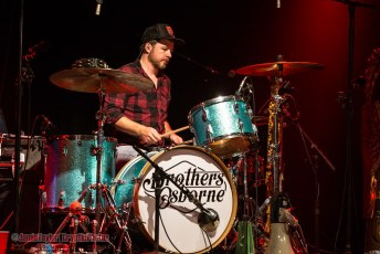 Brothers Osborne + Lucie Silvas @ Commodore Ballroom - November 29th 2016