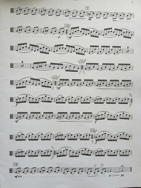 philip glass 3rd quartet 'mishima' (1985)