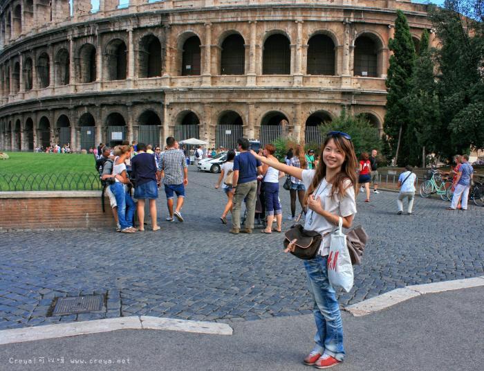 【週間家庭副刊時間】旅遊故事 20141023 關於請路人拍照這件事