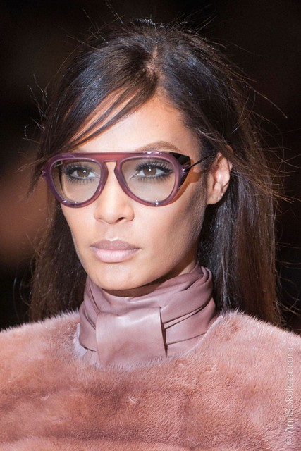 hbz makeup trends fw2014 60s inspired 03 Gucci