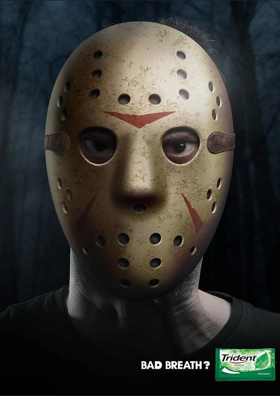 Trident- Masks Hockey