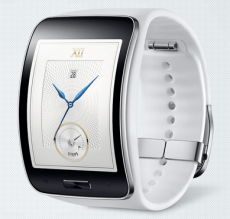 Samsung Galaxy Gear S Strap type
