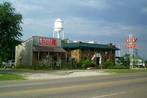Oklahoma - Rock Cafe Stroud