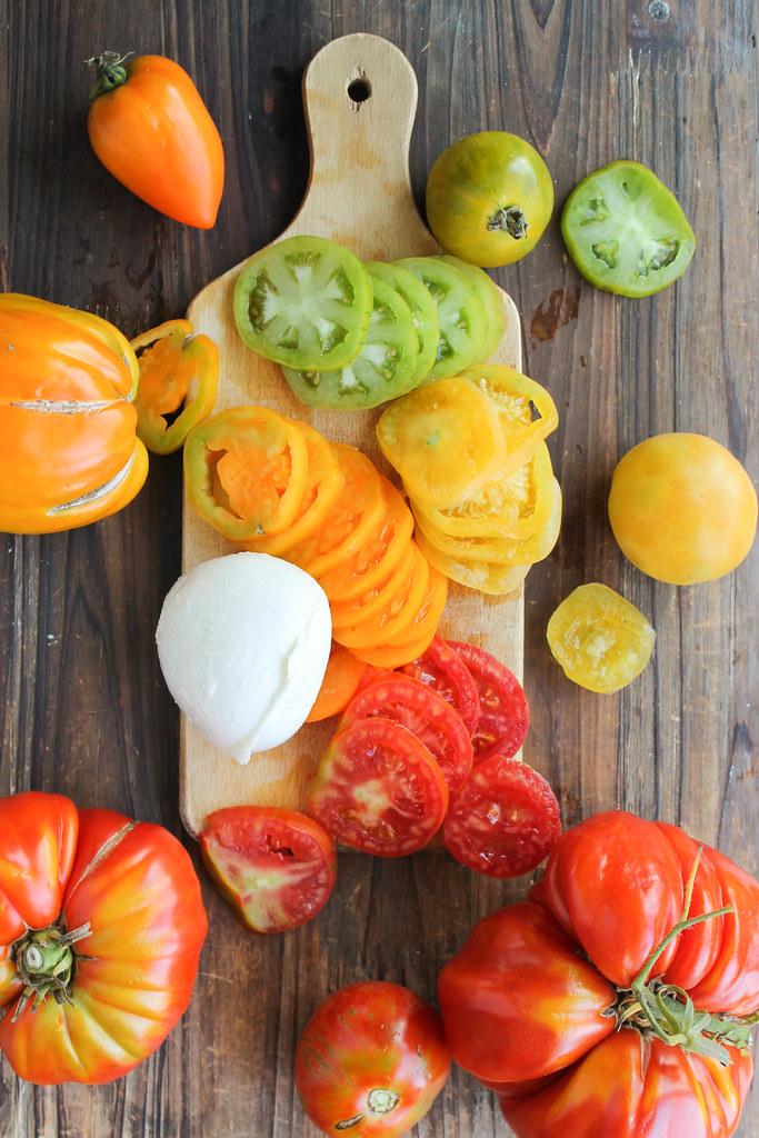 Recette bruschetta tomate