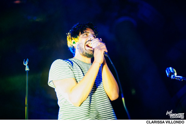 Mercedes Benz Evolution Tour with Young the Giant