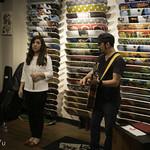 Shannon Rose @ Antique Skate Shop