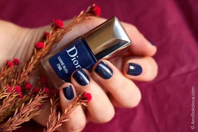 06 Dior #796 Carre Bleu