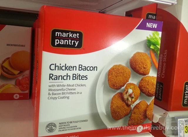 Market Pantry Chicken Bacon Ranch Bites