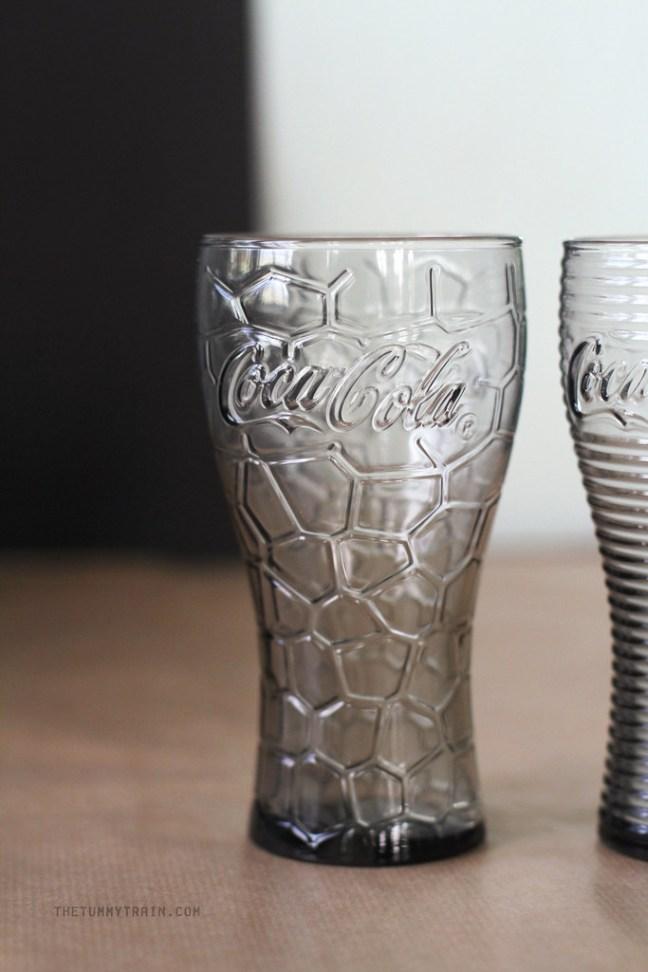 The McDonald's 2014 Coca-Cola Glass Collection
