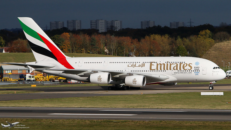 <p>Love those autumn colours..the planes not bad either!</p>