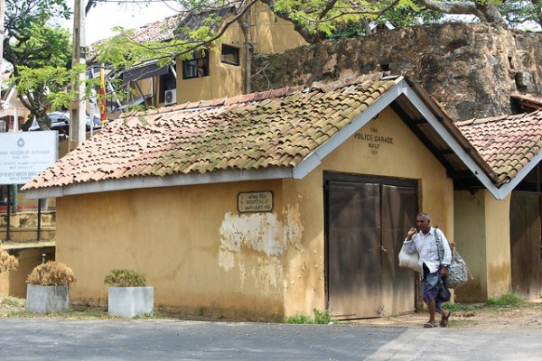 Shopping in Galle