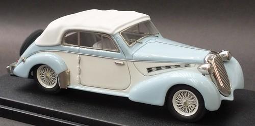 ABC Alfa 6C 2500 cabrio Tuscher 1939