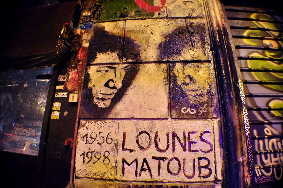 Lounès Matoub 1956:1998