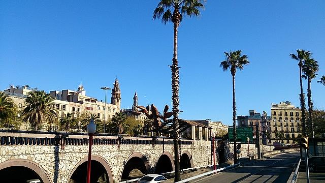 バルセロナのザリガニ