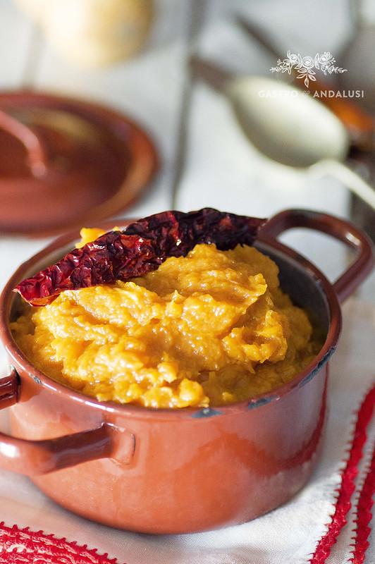 Cuarrecano o calabaza frita de jaén receta tradicional andaluza