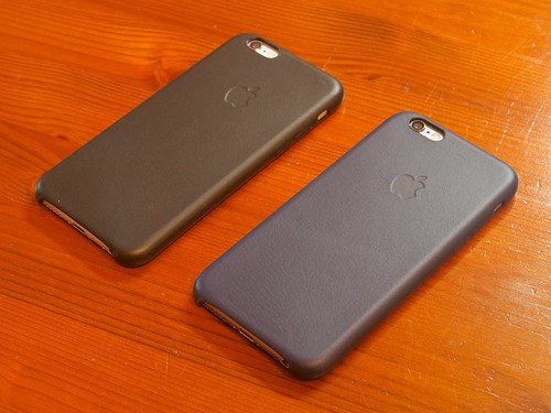 iPhone 6 Leather Cases