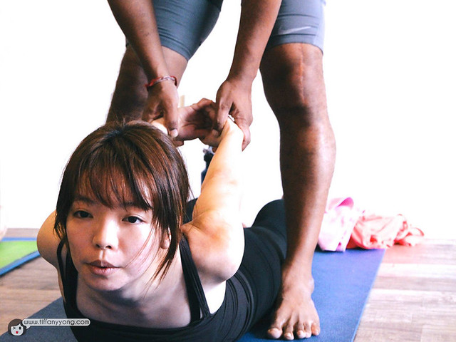 Tirisula Yoga Flexibility