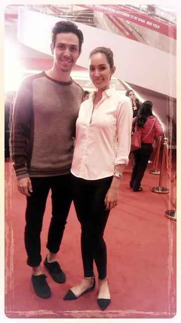 Mark & Bea