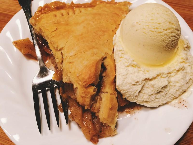 Making Apple Pie (10/25/14)
