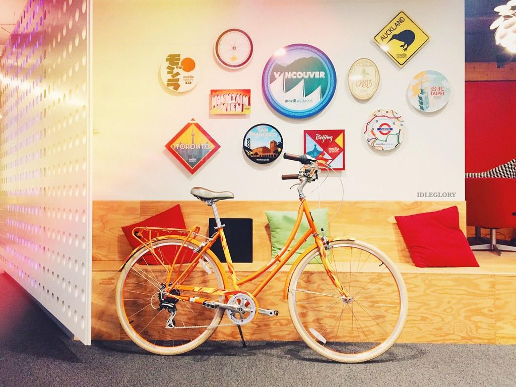 Mozilla Bicycles