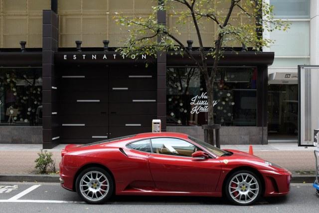 Ferrari F430 2014/10/16 X1002833