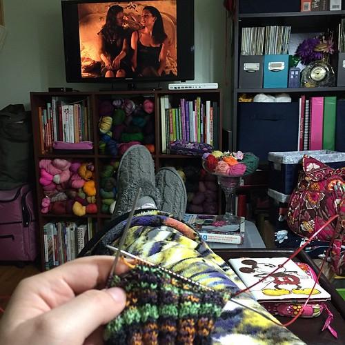 Knitting Room