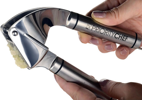 Priority Chef Premium Garlic Press