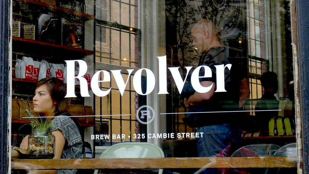 Revolver Coffee Vancouver Gastown Instanomss nomss