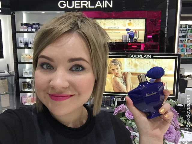 09 Guerlain Shalimar Holiday Make Up Collection by Natalia Vodianova swatches